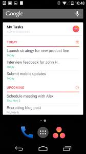 android widget tasks at a glance asana widgets for android and ios the asana