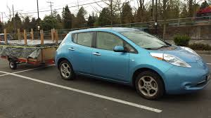 nissan leaf real world range nissan leaf drive train is 25 times more reliable than