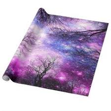 galaxy wrapping paper purple galaxy wrapping paper wrapping papers and purple