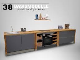 Preisg Stige K Henzeile Modulküchen Bloc Modulküche Online Kaufen