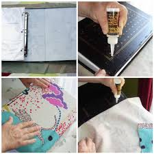 fabric photo album i to create fabric felt photo album perkins