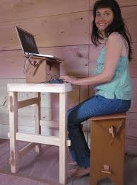 Stand Up Sit Down Desks by Stand Up Sit Down Desk U2013barefoot Office Toolkit 3 Footloose And