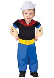 boy costumes boys toddler popeye costume toddler popeye costumes