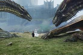 game thrones wall u0027s dragon twist night king