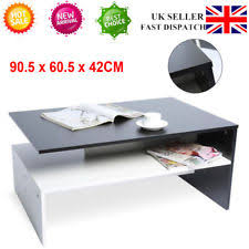 coffee table with storage ebay