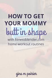 How To Do Cardio In A Small Space My Home Workout Routine How Fitness Blender Gets My Mommy In