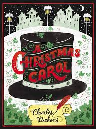 a christmas carol by charles dickens puffin chalk bah humbug