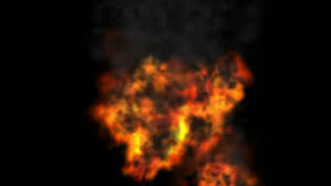 red fire abstract video high definition 3d render hd 1080p