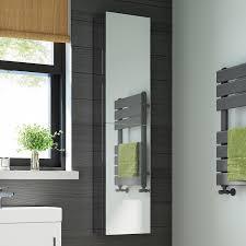 jisheng stainless steel pvc edge banding bathroom mirror vanity
