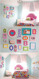 Paint Ideas For Kids Rooms by Best 25 Bright Girls Rooms Ideas Only On Pinterest Pink