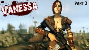 Fallout New Vagas Porn - new vegas mods vanessa part 3 youtube