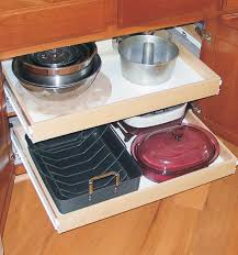 Pull Out Cabinet Shelves by Wood Roll Out Cabinet Shelf Wide In Pull Out Cabinet Shelves