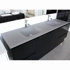 50 inch double sink vanity 50 double sink vanity top sink ideas
