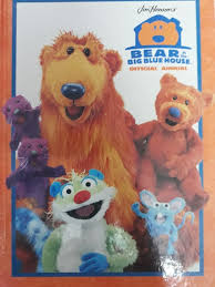 bear in the big blue house the bookmark