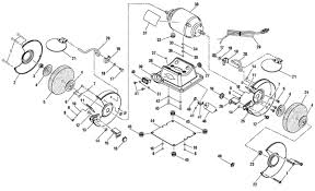 Bench Grinder Accessories Ryobi Bgh6110sb Bench Grinder Parts And Accessories Partswarehouse