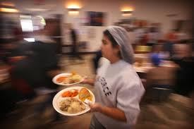 thanksgiving free meals around the inland empire press