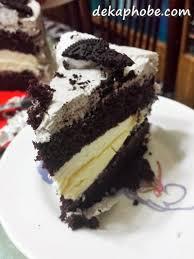 i am a dekaphobic oreo cake express by cake2go
