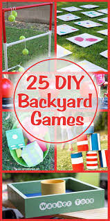 Backyard Games For Toddlers by 25 Diy Backyard Games Summer Fun Backyard And Gaming