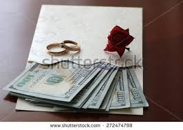 Wedding Gift Cash Gift Money