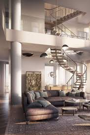 best 25 spiral staircase plan ideas on pinterest spiral amazing new york penthouse