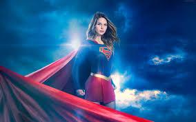 melissa wallpaper in pink wallpaper supergirl season 3 melissa benoist tv series 4k movies