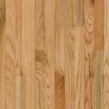 Laminate Flooring In Home Depot Bruce Plano Oak Country Natural 3 4 In Thick X 2 1 4 In Wide X