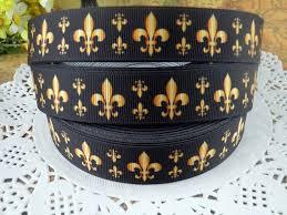 saints ribbon 22 best new orleans saints nfl ribbons images on