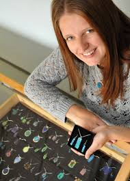 Paige Davis North Vancouver Artisan Finds Versatility In Glass