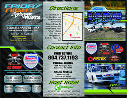 richmond dragway 2017 racing schedule