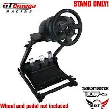 supporto volante gt omega steering wheel stand for thrustmaster t300rs racing wheel