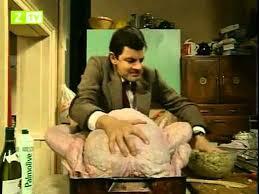 clip hài tổng hợp mr bean và con gà tây