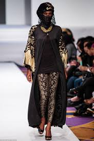 padusi rozita che wan models showcase veils given a high style makeover at malaysia