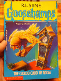 How To Wind A Cuckoo Clock Goosebumps Reliving The Terror Of Youth October 2014