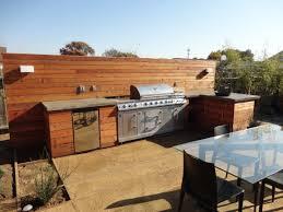 concrete outdoor kitchen counter custom contemporary outdoor