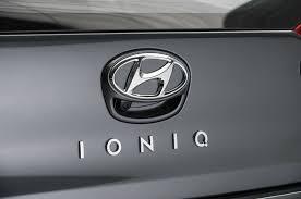 lexus hybrid logo an in depth look at the 2017 hyundai ioniq hybrid plug in and