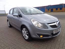 used vauxhall corsa sxi 2007 cars for sale motors co uk