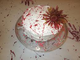 Halloween Red Velvet Cake by Style Trials Testing And Reporting Everything Stylish