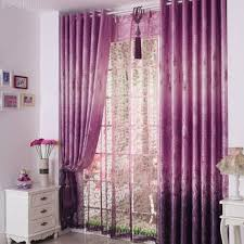 Heat Repellent Curtains Curtain Purple Sheer Curtains Purple Valance For Bathroom Pink
