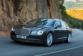 bentley lamborghini added luxury the big reveal bentley new flying spur
