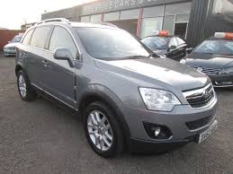 opel antara 2008 interior used vauxhall antara manual for sale motors co uk