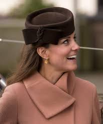 kate middleton s earrings kate wore s citrine cushion drop earrings to the cheltenham