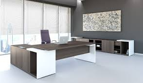 modern executive desk set incredible modern executive desks regarding nice desk office design