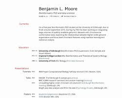 blank resume templates pdf blank resume template pdf lovely building an academic cv in