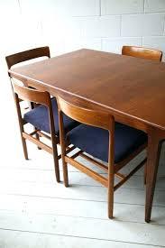Teak Dining Room Chairs Excellent Teak Indoor Dining Table Photos Teak Dining Chairs