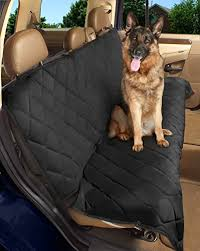 top 8 best car seat covers for dogs in 2018 dog car hammock