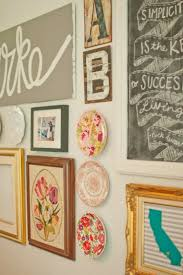 15 Ways to Make a Plate Wall Pretty Designs