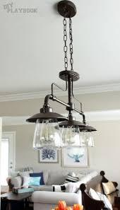Light Fixtures For Island In Kitchen 13 Best Kitchen Light Images On Pinterest Lighting Ideas Rustic