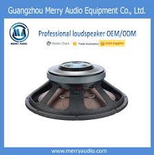 empty 15 inch speaker cabinets 15 inch pa full range line array harga professinal sub woofer for