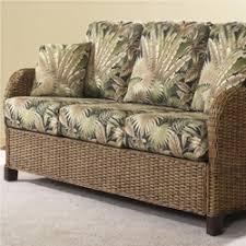 wicker sleeper sofa sleeper sofas indoor wicker sofas loveseats