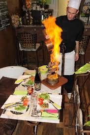 potence cuisine potence flambée picture of l insolence grenoble tripadvisor